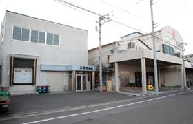 松戸第二工場 ミートインジェクション工場